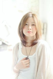 ☆この透明感で夏を先取り☆ hair lounge an rioのヘアスタイル