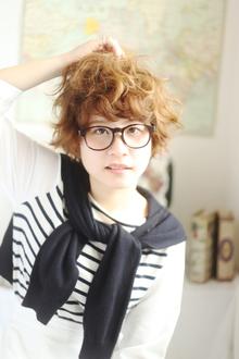 ☆大胆な動きでやんちゃ感を☆|hair lounge an rioのヘアスタイル