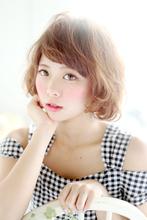 甘めボブはこれ!!|hair lounge an rio 坂井 心平のヘアスタイル