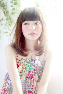 ☆夏の朝が好きなんです☆ hair lounge an rioのヘアスタイル