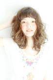 ☆ワイドシルエットで女子力アップ☆|hair lounge an rioのヘアスタイル