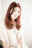 ☆優しい雰囲気で人気者に☆|hair lounge an rioのヘアスタイル