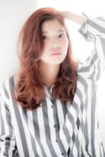 ☆けだるい雰囲気で主役級の可愛さを☆|hair lounge an rioのヘアスタイル