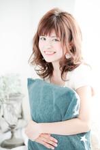 ☆洗いざらしの質感でリラックス☆|hair lounge an rioのヘアスタイル