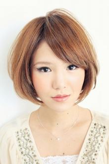 ☆大人キュートボブ☆ hair lounge an rioのヘアスタイル