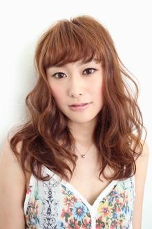 ☆フレンチガーリッシュウェーブ☆ hair lounge an rioのヘアスタイル