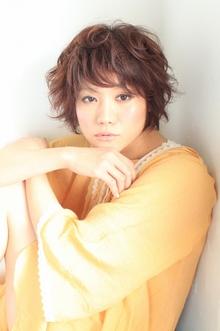 ☆フレアショート☆ hair lounge an rioのヘアスタイル
