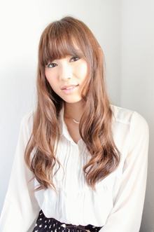 ☆つやカール☆ hair lounge an rioのヘアスタイル