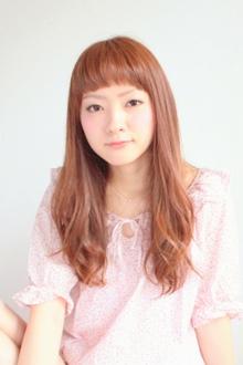 ☆ふわゆれロング☆ hair lounge an rioのヘアスタイル