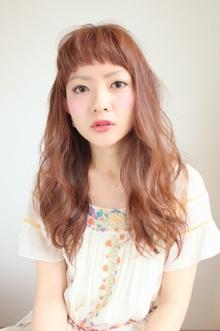☆ふわもてカール☆ hair lounge an rioのヘアスタイル