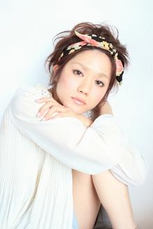 ☆ショートアレンジ☆|hair lounge an rioのヘアスタイル