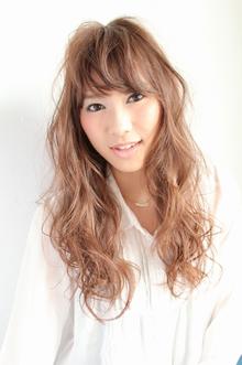 ☆クシュクシュカール☆|hair lounge an rioのヘアスタイル