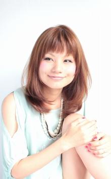 ☆シルクストレート☆|hair lounge an rioのヘアスタイル
