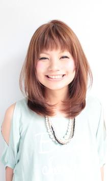 ☆シルクストレート☆ hair lounge an rioのヘアスタイル