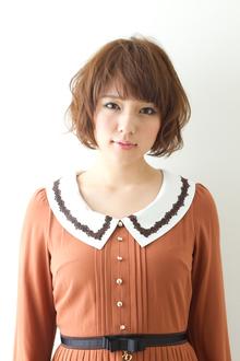 スウィートパーマボブ☆|apish AOYAMAのヘアスタイル