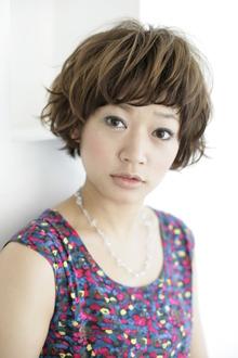 春夏にピッタリ!クリープフェムパーマ☆|apish AOYAMAのヘアスタイル