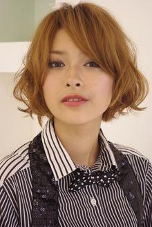 閲覧スタイル人気スタイリスト☆ふんわりパーマボブ☆|apish AOYAMAのヘアスタイル