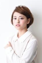 大人可愛い!ニュアンス☆ボブ|ARC+ 小林 ヒロミのヘアスタイル