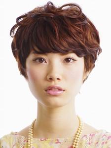 女性らしさアップ!柔らかショートマッシュ☆|ARC+のヘアスタイル