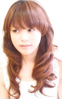 ボリュームカール|ARENA HAIRのヘアスタイル