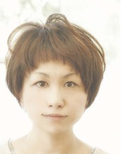 大人可愛いショート|ARENA HAIRのヘアスタイル