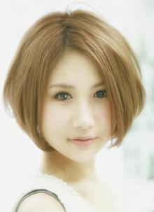 くせ毛を活かしたフレンチカジュアル・ボブ|ARENA HAIRのヘアスタイル