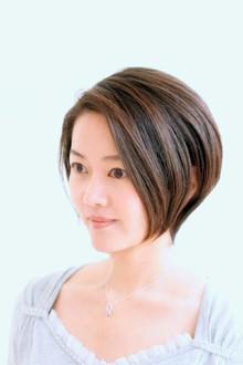 ショートリッチ|ARENA HAIRのヘアスタイル