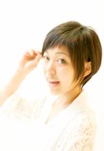 スポーティ&アクティブ ショートな小顔ヘア|ARENA HAIRのヘアスタイル