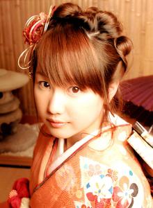 成人式フォトシューティング4 ARENA HAIRのヘアスタイル