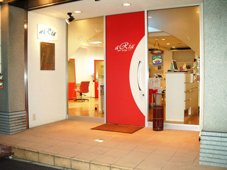 hairdesign aRia 岡本店