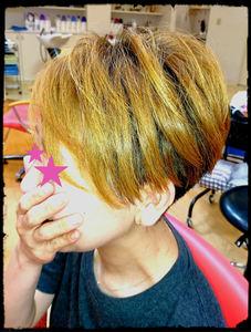 サイドがふくらみやすい方にもおすすめ!|hairdesign aRia 岡本店のヘアスタイル