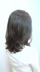 ふんわりやわらかワンカール|hairdesign aRia 岡本店のヘアスタイル