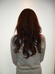 コテ&カーラーなしでできる、外国人風カール|hairdesign aRia 岡本店のヘアスタイル