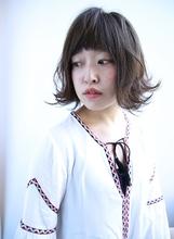 人気のスモーキーグレージュ|Arouse by afloat 戸井田 望花のヘアスタイル