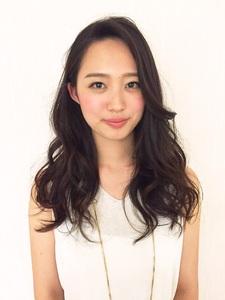 弾むようなバウンスカール☆|Hair&nail h Blancheのヘアスタイル