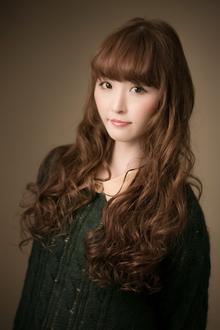 冬らしいパーマスタイル|Hair&nail h Blancheのヘアスタイル
