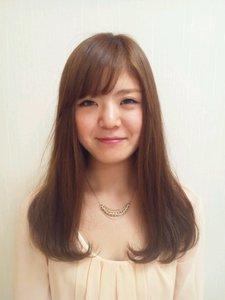 毛先ワンカールのスーパーナチュラル★|Hair&nail h Blancheのヘアスタイル
