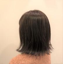 外にはねた毛先がカワイイスタイル!|ASSEMBLAGE  心斎橋店 のヘアスタイル
