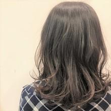 透明感抜群!|ASSEMBLAGE  心斎橋店 のヘアスタイル