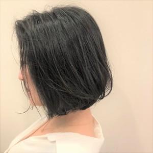ヘルシーボブ|ASSEMBLAGE  心斎橋店 のヘアスタイル