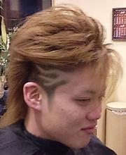 ワイルドdaro|Hair Relaxation Azu (本店)のメンズヘアスタイル