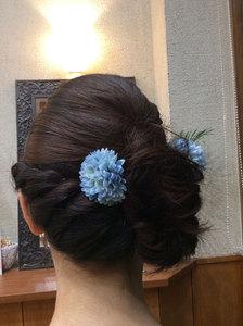 浴衣ヘアー|B-CLIPのヘアスタイル