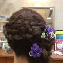あみこみ|B-CLIPのヘアスタイル