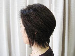 大人の女性に似合うエレガントボブ|エル美容室のヘアスタイル
