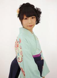 袴に似合う髪形 -ミディアム編-