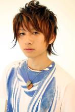 メンズスタイル|B2C梅田のヘアスタイル