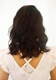 ハイダメージ毛にパーマ