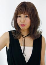 パールグレ−でいっきにオシャレカラー!|B2C梅田 三橋 なみきのヘアスタイル