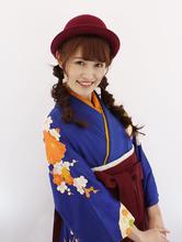レトロな雰囲気が好きな方におすすめのアレンジ☆|Raffine 三宮のヘアスタイル