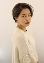 外人さん風ハイトーンカラー|Raffine 三宮のヘアスタイル